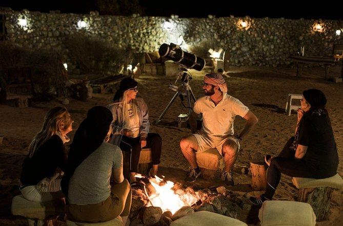 NIGHT DESERT SAFARI ACTIVITIES AND TIPS