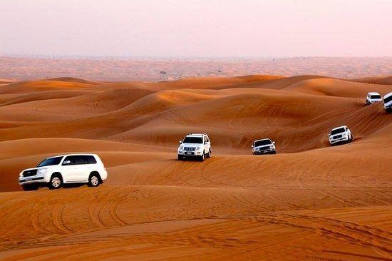 Visit to Abu Dhabi without exploring desert no way