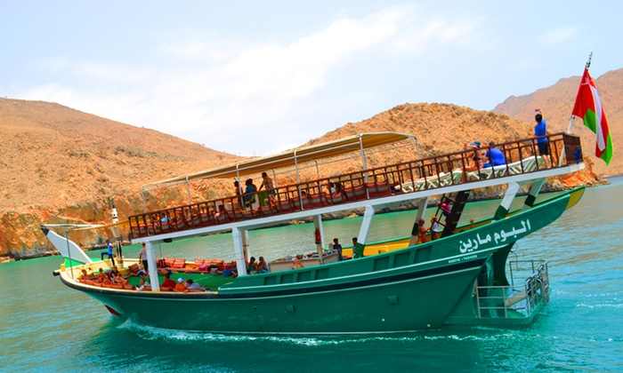 "One Lap Around Musandam ""Norway of Arabia"""